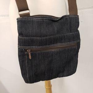 Thirty One Denim Crossbody Bag